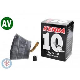 """Dętka 10"""" wentyl auto Kenda"""
